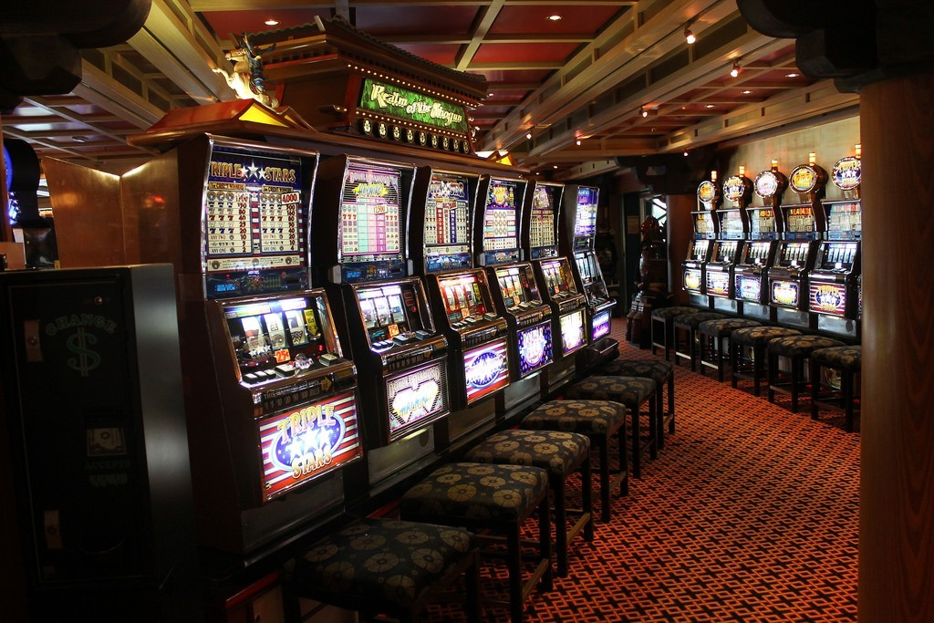 Cache creek roulette machine